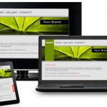 Moderne Webseiten